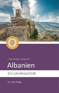 Albanien von Jaenicke,  Christiane