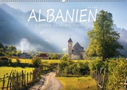 Albanien – Europas geheimes Paradies (Wandkalender 2019 DIN A2 quer) von L. Beyer,  Stefan