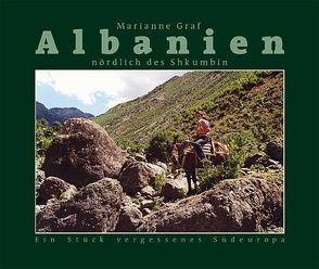 Albanien – nördlich des Shkumbin von Graf,  Marianne