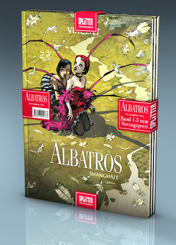 Albatros Adventspaket: Band 1 – 3 zum Sonderpreis von Vincent