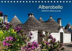 Alberobello – UNESCO-Weltkulturerbe (Tischkalender 2018 DIN A5 quer) von Steiner und Matthias Konrad,  Carmen