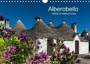 Alberobello – UNESCO-Weltkulturerbe (Wandkalender 2018 DIN A4 quer) von Steiner und Matthias Konrad,  Carmen