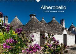 Alberobello – UNESCO-Weltkulturerbe (Wandkalender 2019 DIN A3 quer) von Steiner und Matthias Konrad,  Carmen
