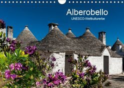 Alberobello – UNESCO-Weltkulturerbe (Wandkalender 2019 DIN A4 quer) von Steiner und Matthias Konrad,  Carmen