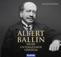 ALBERT BALLIN von Eichler,  Klaus