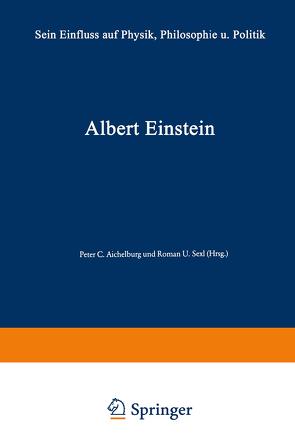 Albert Einstein von Aichelburg,  Peter C., Bergmann,  Peter Gabriel
