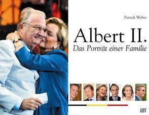 Albert II. von Weber,  Patrick