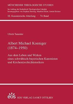 Albert Michael Koeniger (1874-1950) von Tammler,  Ulrich