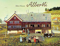Albertli von Manser,  Albert