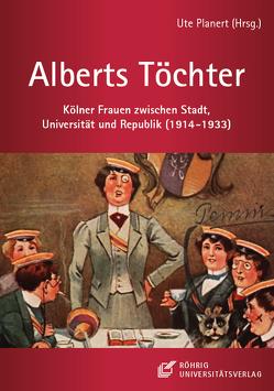 Alberts Töchter von Planert,  Ute