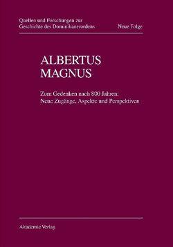 Albertus Magnus von Senner OP,  Walter