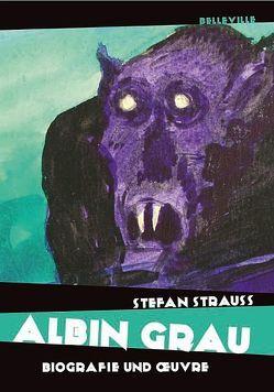 Albin Grau von Strauss,  Stefan