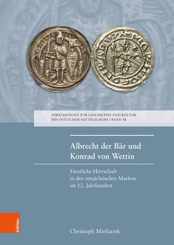 Albrecht der Bär und Konrad von Wettin von Mielzarek,  Christoph