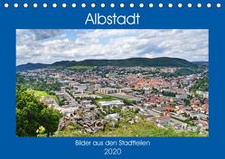 Albstadt – Bilder der Stadtteile (Tischkalender 2020 DIN A5 quer) von Geiger,  Günther