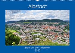 Albstadt – Bilder der Stadtteile (Wandkalender 2020 DIN A2 quer) von Geiger,  Günther