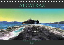ALCATRAZ Eindrücke einer besonderen Insel (Tischkalender 2020 DIN A5 quer) von Salz-Beuth ArtDesign für ANIMO,  Birgit