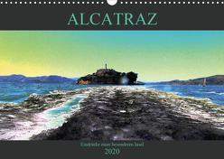 ALCATRAZ Eindrücke einer besonderen Insel (Wandkalender 2020 DIN A3 quer) von Salz-Beuth ArtDesign für ANIMO,  Birgit