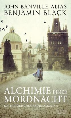 Alchimie einer Mordnacht von Black,  Benjamin, Link,  Elke