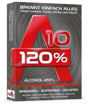 Alcohol 120% 10