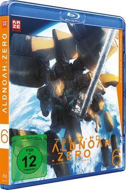 Aldnoah.Zero – 2.Staffel – Blu-ray 6 von Aoki,  Ei