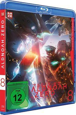 Aldnoah.Zero – 2.Staffel – Blu-ray 8 von Aoki,  Ei