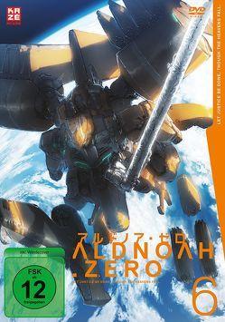 Aldnoah.Zero – 2.Staffel – DVD 6 von Aoki,  Ei