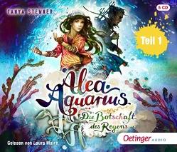 Alea Aquarius von Carls,  Claudia, Frommelt,  Guido, Gustavus,  Frank, Maire,  Laura, Stewner,  Tanya