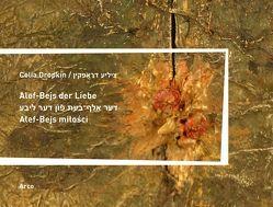Alef-Bejs der Liebe / דער אַלף־בעת פֿון דער ליבע / Alef-Bejs miłości von Dropkin,  Celia, Quinkenstein,  Lothar, Rozenfeld,  Anna