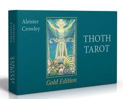 Aleister Crowley Thoth Tarot von Crowley,  Aleister, Harris,  Lady Frieda