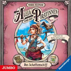 Aleja und die Piratinnen. Das Schattenschiff von Kelling Bergner,  Madhia, Kuzniar,  Maria