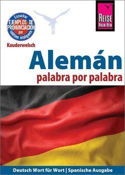 Alemán – palabra por palabra (Deutsch als Fremdsprache, spanische Ausgabe) von Raisin,  Catherine