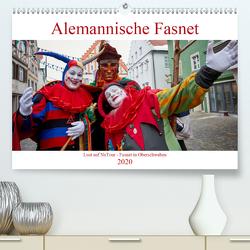 Alemannische Fasnet – Lust auf NaTour (Premium, hochwertiger DIN A2 Wandkalender 2020, Kunstdruck in Hochglanz) von Riedmiller,  Andreas