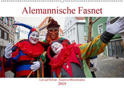 Alemannische Fasnet – Lust auf NaTour (Wandkalender 2019 DIN A2 quer) von Riedmiller,  Andreas