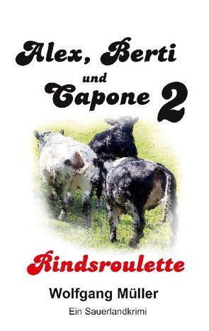 Alex Berti und Capone von Mueller,  Wolfgang