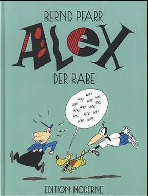 Alex, der Rabe von Pfarr,  Bernd