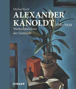 Alexander Kanoldt von Faber,  München, Koch,  Alexander