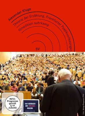 Alexander Kluge: Theorie der Erzählung von Kluge,  Alexander