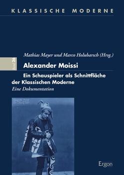 Alexander Moissi von Holubarsch,  Marco, Mayer,  Mathias