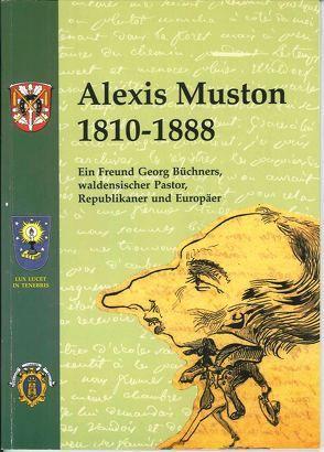Alexis Muston 1819 – 1888