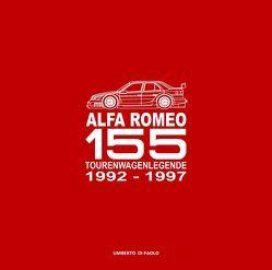 Alfa 155 Tourenwagenlegende von DiPaolo,  Umberto