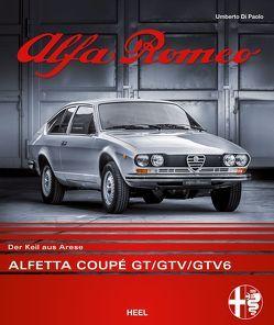 Alfa Romeo Alfetta Coupé GT/GTV von Di Paolo,  Umberto