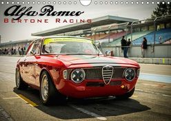 Alfa Romeo – Bertone Racing (Wandkalender 2018 DIN A4 quer) von Hinrichs,  Johann