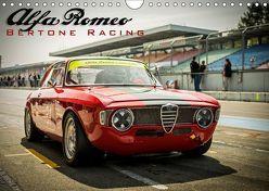 Alfa Romeo – Bertone Racing (Wandkalender 2019 DIN A4 quer) von Hinrichs,  Johann
