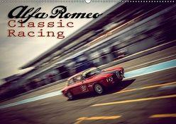 Alfa Romeo Classic Racing (Wandkalender 2018 DIN A2 quer) von Hinrichs,  Johann
