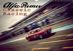 Alfa Romeo Classic Racing (Wandkalender 2018 DIN A3 quer) von Hinrichs,  Johann