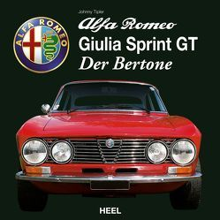 Alfa Romeo Giulia Sprint GT – Der Bertone von Johnny Tipler,  Johnny, Tipler,  Johnny