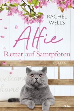 Alfie – Retter auf Samtpfoten von Fehling,  Sonja, Wells,  Rachel