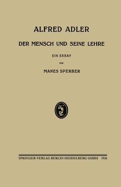 Alfred Adler von Sperber,  Manés