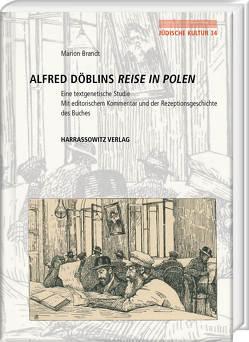 Alfred Döblins Reise in Polen von Brandt,  Marion