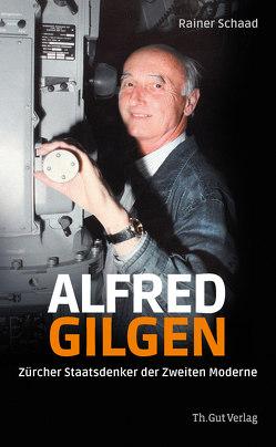 Alfred Gilgen von Leuenberger,  Moritz, Schaad,  Rainer, Weber,  Monika